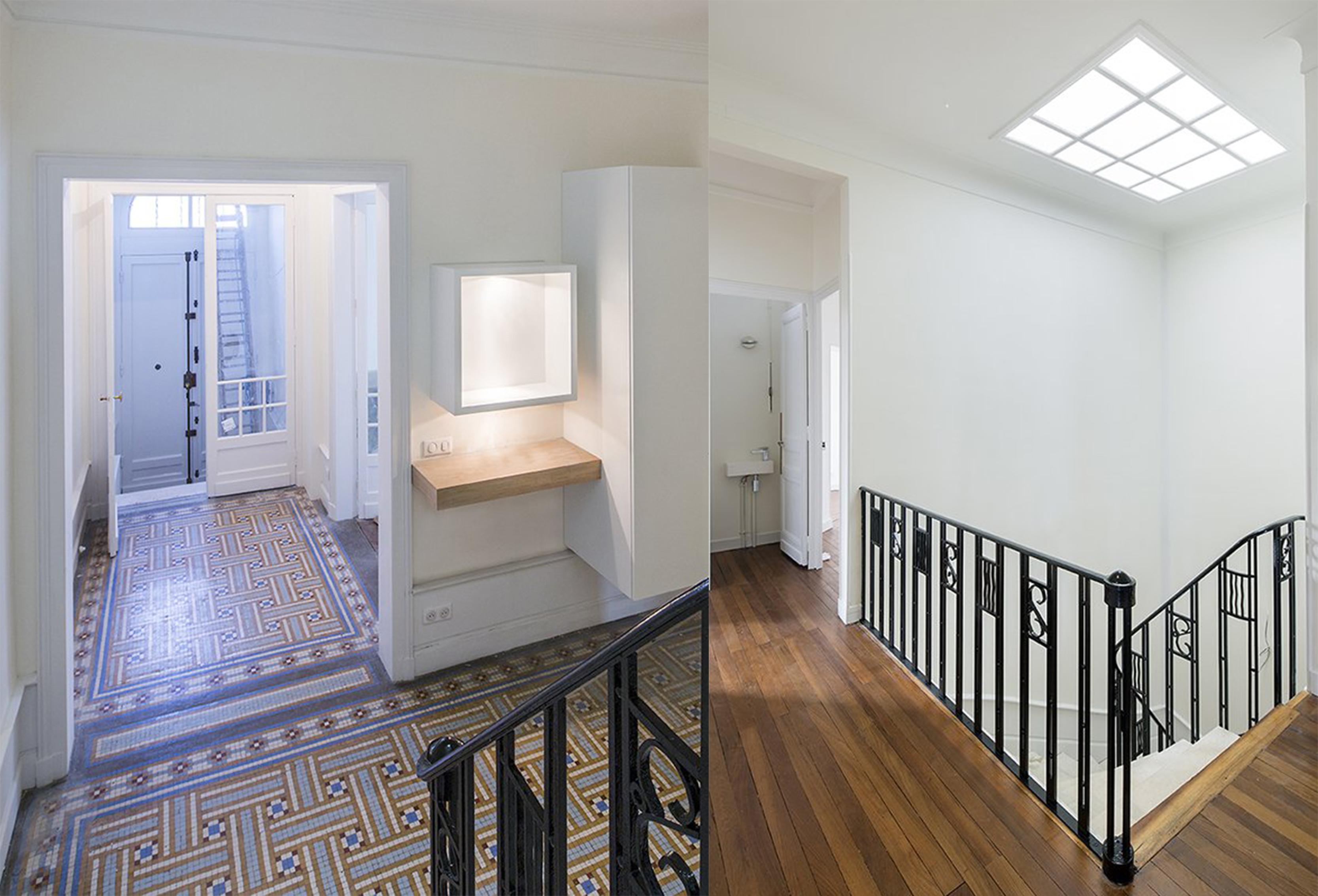 Hamon-escalier