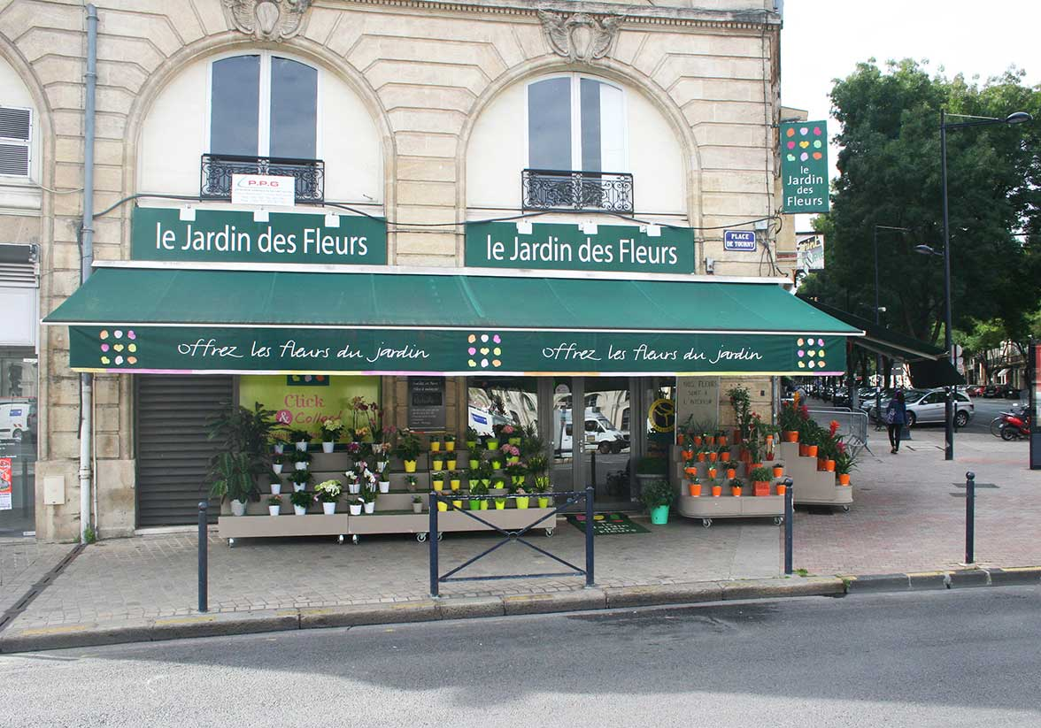 Le Jardin Des Fleurs - Atelier d'architecture à Bordeaux   Mélanges des GenresAtelier d ...